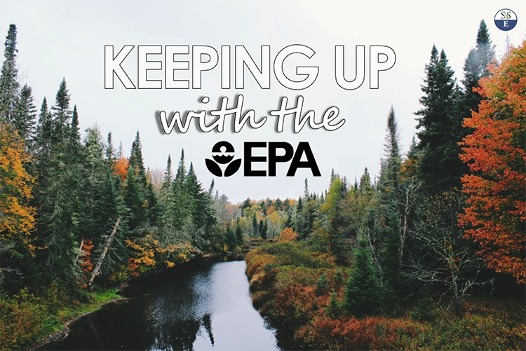 Keepin Up With the EPA