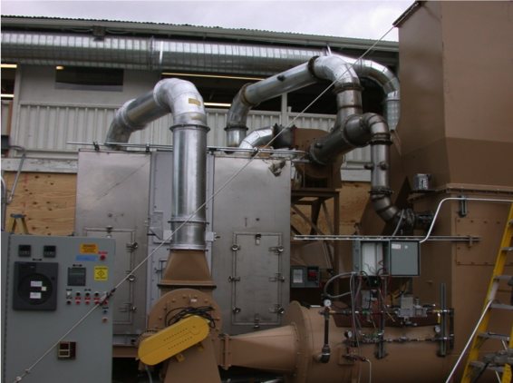 Catalytic Oxidizer Systems