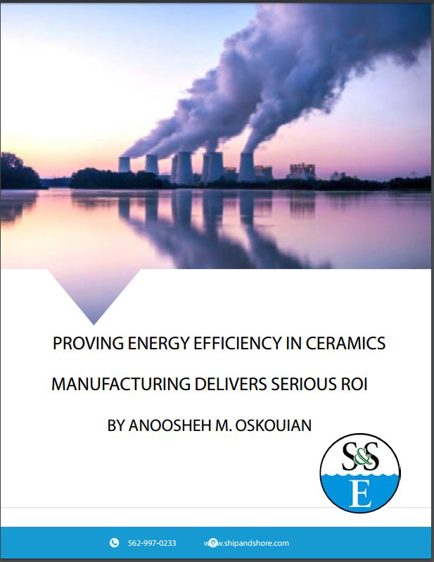 Proving Energy Efficiency in Ceramics Manufacturing
