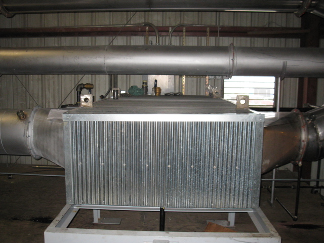 Condensing Economizer Systems
