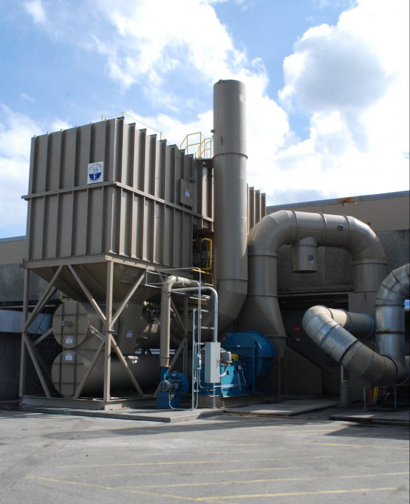 Thermal Oxidizers CA