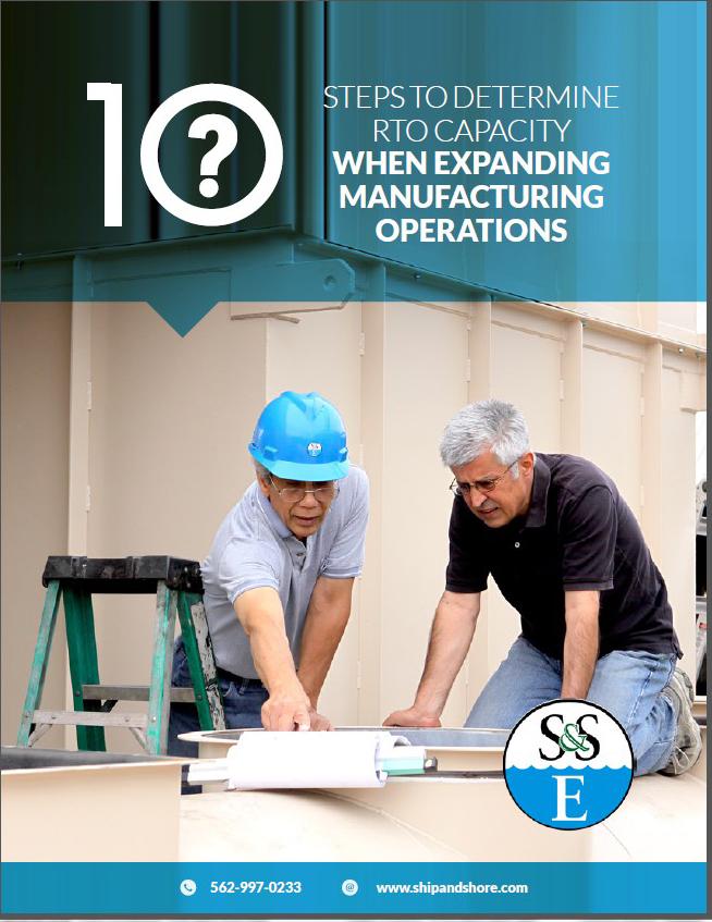 Steps to Determine RTO Capacity