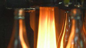 glass manufacturing waste heat