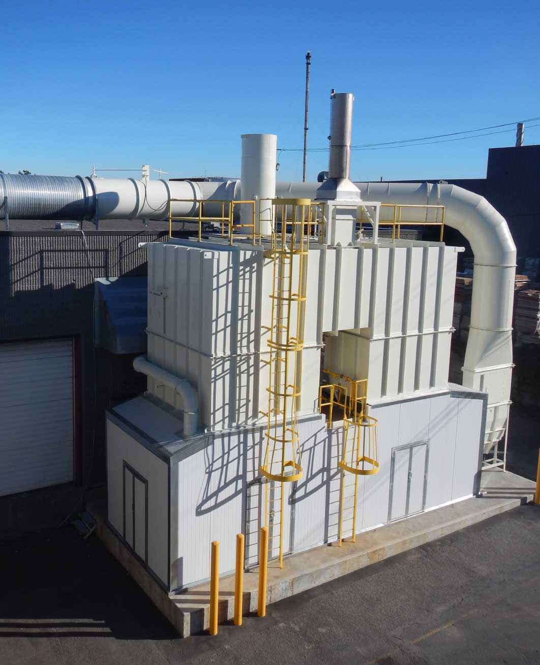 Air Pollution Abatement Systems