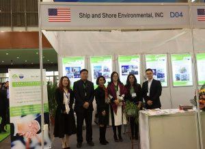 Ship and Shore Environmental Jiangsu 2016