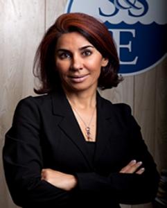 Anoosheh Oskouian - President of Ship & Shore Environmental, Inc.
