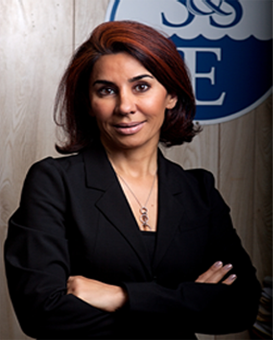 Anoosheh Oskouian - President of Ship & Shore Environmental, Inc.
